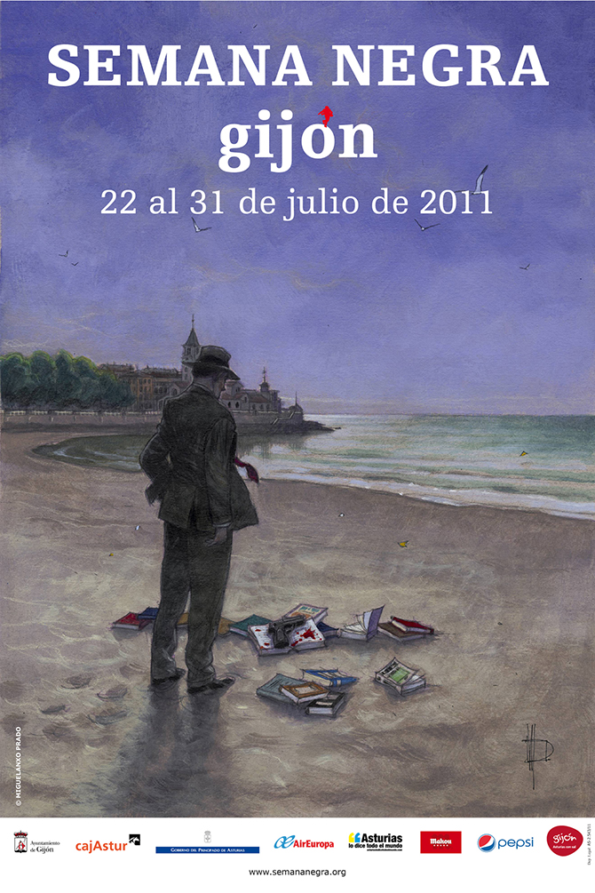 Semana Negra de Gijón, 2011