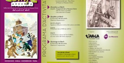 La Massana Còmic 2014 - pàgina 1ART