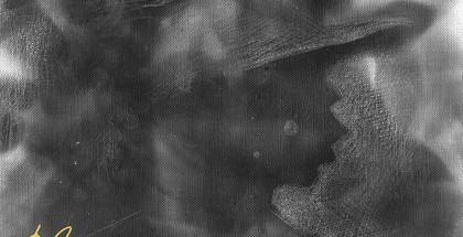 446-Dibuix realitzat amb fum sobre cartro tela i retocs de punxo ART