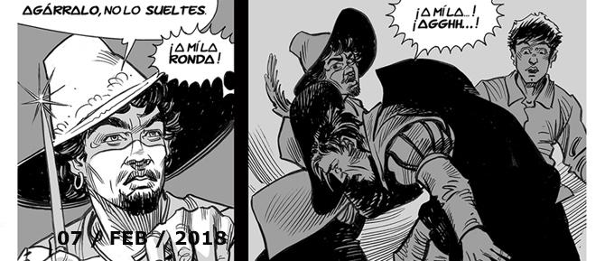 Capablanca nº 070 Dos muertes