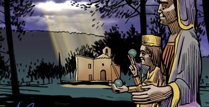 463- Mare de Deu de les Arenes ART