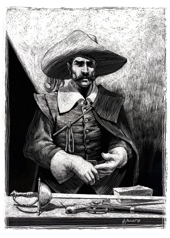 Retrato de Alatriste