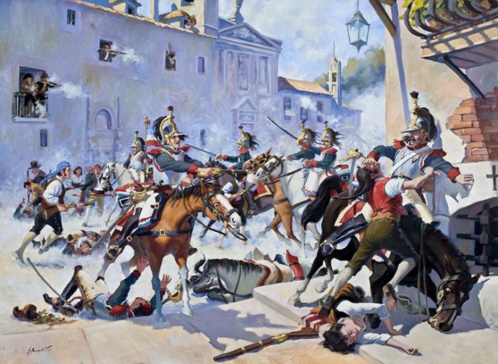 Madrid 2 de mayo de 1808
