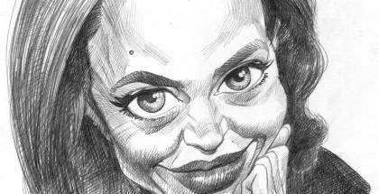 Angelina Jolie ART