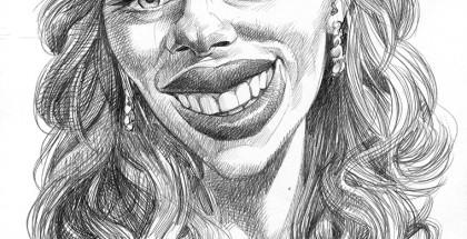 Scarlett Johansson ART