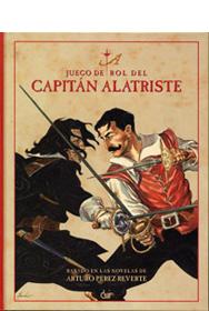 Libro rol capitán Alatriste Joan Mundet