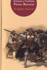 Mini book El capitán Alatriste Joan mundet
