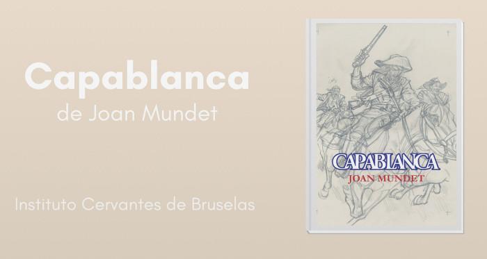 Exposición Capablanca en el Instituto Cervantes de Bruselas.